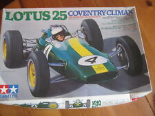 Tamiya  Lotus 25  Coventry Climax Model  No:20044  Scale 1/20