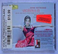 Violetta: Arias and Duets from Verdi's La Traviata (CD, Deutsche Grammophon) NEW
