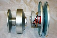 "40 SERIES 1"" DRIVER and DRIVEN GO KART TORQUE CONVERTER KIT MANCO COMET 203785"