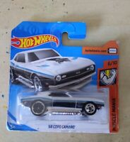 '68 COPO Camaro Chevrolet 1968 Hot Wheels 2019 HW Muscle Mania 6/10