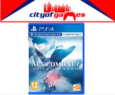 Ace Combat 7 Skies Unknown PS4 Game Brand New & Sealed Pre Order