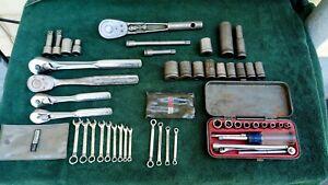 VTG CRAFTSMAN Tools  -V- -VV - =V=  H  Series Craftsman tools  USA .
