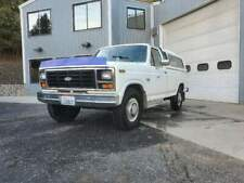 1984 Ford F250 with 351ci V8 and automatic  transmission