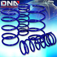 "FOR 95-99 MAXIMA A32 2""DROP SUSPENSION BLUE RACING LOWERING SPRING 275F/225R"