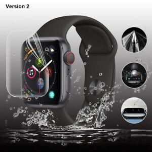 ✅ Apple Watch Displayschutz folie für Series 6 & SE 5 4 3 2 1 Blitzversand ✅