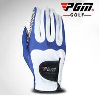 S-XL PGM Brand Men's Golf Gloves Left Hand Golf Non-slip Granule Gloves 5 Colors