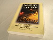 Forbidden Films : Censorship Histories of 125 Motion Pictures by Dawn B. Sova (2