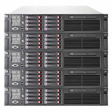 HP PROLIANT DL380 G7 12 CORE SERVER 2X 2.9GHz HEX CPU 128GB  4X 300GB HD 3.5""