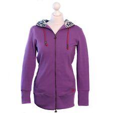 Mambo Goddess Fleece lined Hoodie, Size 8, PurpleAmethyst. Peppermint Style