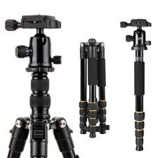 Photographer DSLR DV Camera Pro Tripod Monopod Folded Support Bracket For Canon