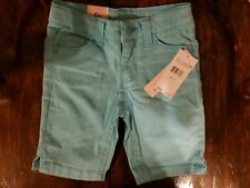 Celebrity Pink Toddler Girls Denim Short Light Aquarius Wash Size 3T