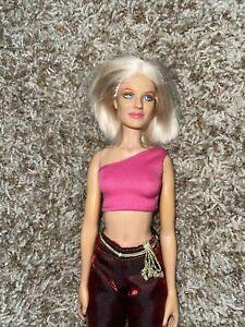 2000 Charlie's Angels Movie Natalie Cameron Diaz Action Fashion Doll Jakks