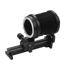 Macro Extension Bellows for Sony NEX E-Mount Lens Camera DSLR SLR Focusing