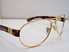 Authentic Ray-Ban RB 3509 001/T5 Tortoise Gold Sunglasses Frame $260