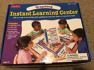 Lakeshore Graphing Instant Learning Center Math TT954 Teaching