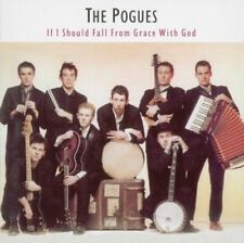 THE POGUES-IF I SHOULD FALL FROM GRACE WITH GOD...-JAPAN CD+BOOK BONUS TRACK D50
