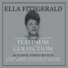 Ella Fitzgerald - The Platinum Collection [The Best Of / Greatest Hits] 3CD NEW