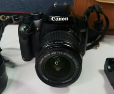 Canon DSLR EOS Rebel XSi Camera 18-55mm IS LensDS126181 50mm Bower 0.42x Wide