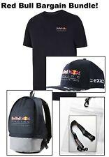 T-Shirt Bag Lanyard Cap Red Bull Racing Formula One Bargain Bundle! F1 NEW!