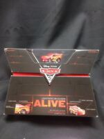 Disney's  Pixar CARS  2 LIGHTING McQUEEN ALIVE NIB 2011 Fully Animated Talking
