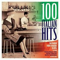 Various Artists - 100 Italian Hits [New CD] UK - Import