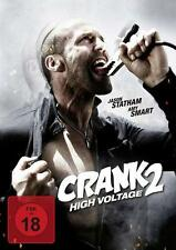 DVD - Crank 2: High Voltage (Jason Statham) 2-DVDs / #3687