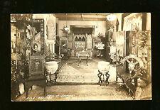 Hall of Justice - Villa Zorayda - St. Augustine, Florida - EKC Stamp Box