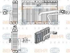 8FV 351 331-271 HELLA Evaporator  air conditioning