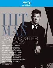 Hit Man: David Foster & Friends (2009, Blu-ray NIEUW) BLU-RAY/WS