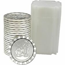SilverTowne Stackables Trademark Prospector 1oz .999 Silver Round LOT of 20