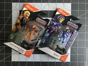 Mega Construx SKELETOR and BEASTMAN Masters Of The Universe MOTU Figure Lot