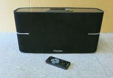 Pioneer XW-BTS3-K 30W iPod/iPhone Dock Wireless Bluetooth Cabinet Speakers