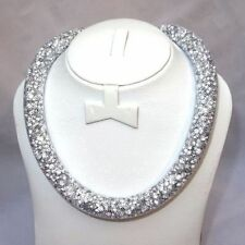 Swarovski Choker Crystal Costume Necklaces & Pendants