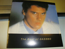 RAR CD. GAZEBO. THE BEST. MADE IN JAPAN. BMG. ETERNAL BEST. ITALO DISCO