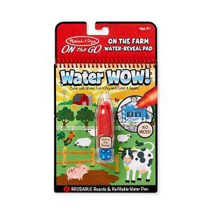 Melissa & Doug Water Wow! On The Farm