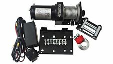 2000 Lb Winch ATV 12V Volt Kit Recovery Towing Truck Trailer Boat New