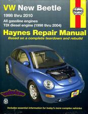 BEETLE SHOP MANUAL SERVICE REPAIR BOOK VW HAYNES WORKSHOP GUIDE GAS DIESEL