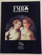 FMR rivista  n. 14 - giugno 1983