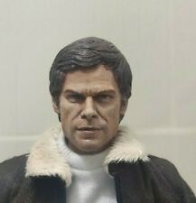 Custom 1/6 Dexter Morgan Head Sculpt