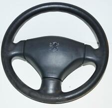 PEUGEOT 206 1998-2003 STEERING WHEEL WITH AIRBAG  [CY-177]