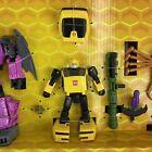 Bumblebee WFC Transformers Buzzworthy Bumblebee Worlds Collide