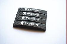 Peugeot Logo Rub Door Guard badge decal 207 307 407 507 all model