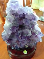 Purple Crystal Stone