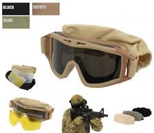 ACM - Protective goggle helmet Schutzbrille Beschlagschutz Airsoft Ski