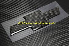For 2014~15 Chevrolet Camaro Trunk Emblem Carbon Fiber Decal Filler LT LS SS ZL1