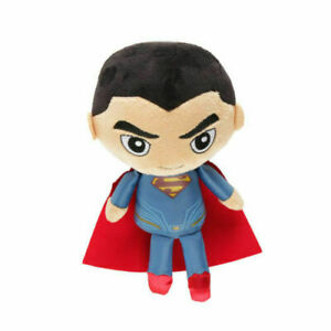 """Rare Superman Funko DC Comic Heroes 7"""" Plushies Plush Doll Collectibles USED"""