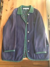 EVAN PICONE Womens Jacket Blue 100% Wool Casual Autumn/Winter Vintage