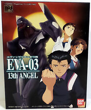 EVANGELION : EVA-03 13TH ANGEL MODEL KIT MADE BY BAN DAI IN 1996