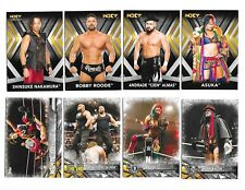 2017 Topps WWE NXT - Complete Set - 100 Cards
