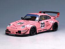 "GT Spirit 1:18 Porsche  993 RWB pink pig ""Sopranos"" Resin Model"